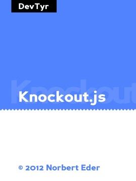 Knapp und gut: Knockout.js